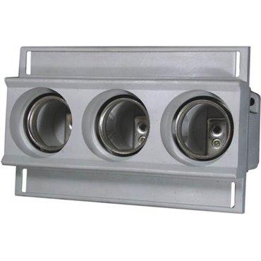 Gniazdo bezpiecznikowe na szynę 3P E33 DIII EZN 63/3-M6 002323018