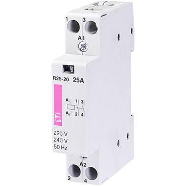 Stycznik modułowy 25A 230V AC 2Z 0R R 25-20 230V 002463502
