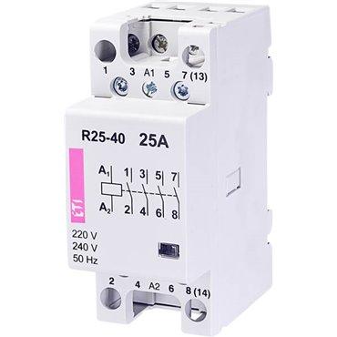 Stycznik modułowy 25A 230V AC 4Z 0R R 25-40 002462310
