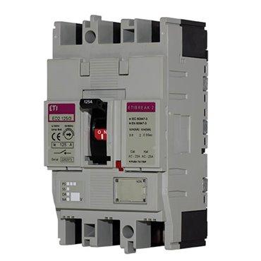 Rozłącznik izolacyjny 3P 125A 3,6kA ED2 125/3 04671271