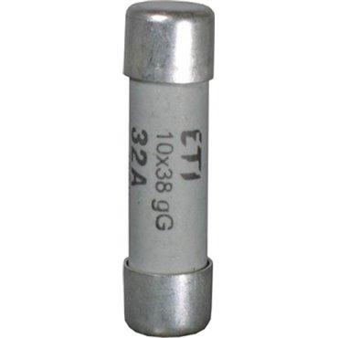 Wkładka bezpiecznikowa cylindryczna 10x38mm 1A gG 500V CH10 002620000