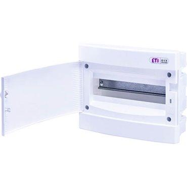 Rozdzielnica modułowa 1x12 podtynkowa /biała/ IP40 ECM12PO DIDO 001101015