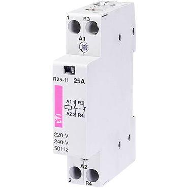Stycznik modułowy 25A 230V AC 1Z 1R R25-11 230V 002463504