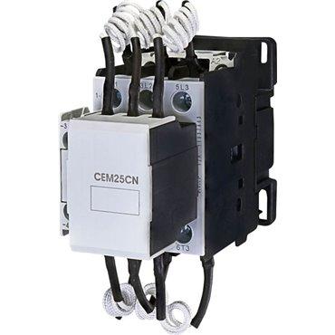 Stycznik kondensatorowy 20kvar 230V AC CEM25CN.10-230V-50Hz 004645130