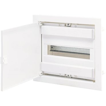 Rozdzielnica modułowa 12+2 podtynkowa /biała dzwi metal/ IP40 ECG14 DIDO 001101025