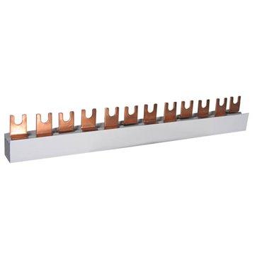 Szyna łączeniowa widełkowa 1P 63A 10mm2 (12 mod.) IZ10/1F/12 002921143