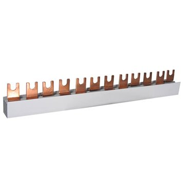 Szyna łączeniowa widełkowa 3P 63A 10mm2 (12 mod.) IZ10/3F/12 002921140