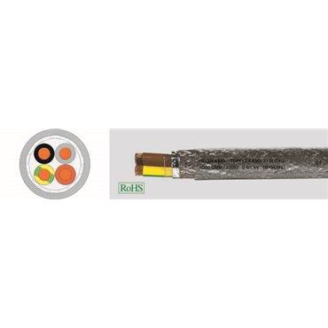 Kabel do przetwornic TOPFLEX-EMV 2YSLCY-J 4G16 22089 /bębnowy/