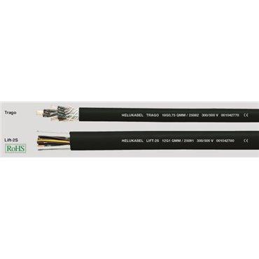 Przewód dźwigowy LIFT-2S 12G1,5 25096 /bębnowy/