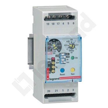 Przekaźnik różnicowoprądowy 0,03-30A 0-15sek 026088