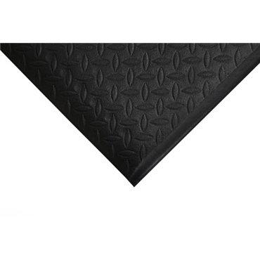 Mata antyzmęczeniowa Orthomat Diamond Czarna 0.9m x 1.5m