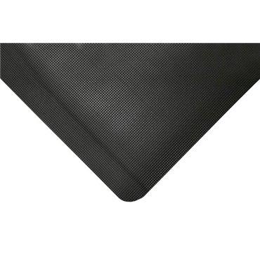 Mata spawalnicza Diamond Tread Czarna 0.6m x 0.9m