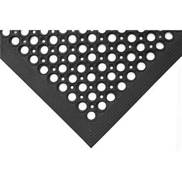 Mata antypoślizgowa Rampmat Czarna 0.8m x 1.2m (10mm)