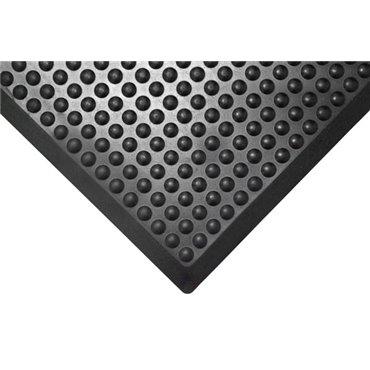 Mata antyzmęczeniowa Bubblemat Czarna 0.9m x 1.2m