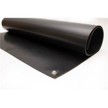 Gumowa mata stołowa ESD 0.6m x 1.2m (2mm)