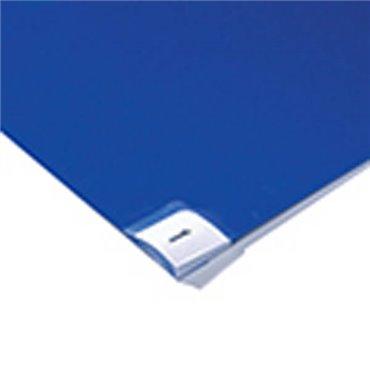 Mata dekontaminacyjna First-Step Niebieska 0.46m x 1.17m (w zestawie 4 sztuki)