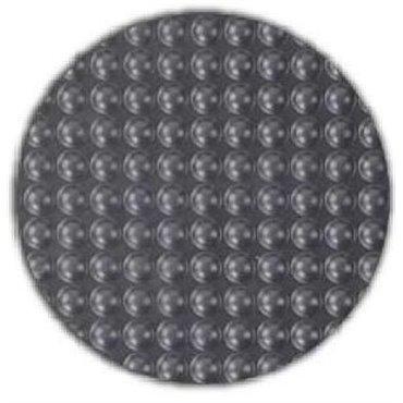 Mata antyzmęczeniowa Basic Bubble Stalowy 0.6m x 0.9m