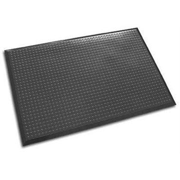 Mata antyzmęczeniowa Infinity ESD Smooth Czarna 0.6m x 0.9m