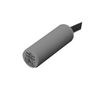 Pojemnościowe czujniki zbliżeniowe - średnica 18mm