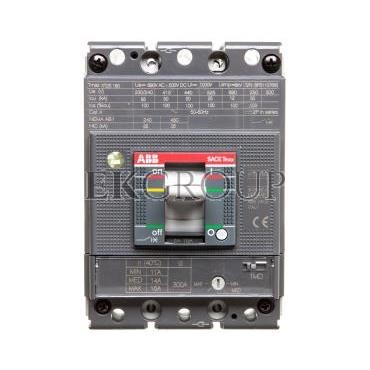 Wyłącznik mocy 3P 16A 50kA XT2S 160 TMD 16-300 3p F F 1SDA067550R1-85319