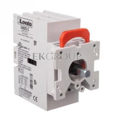 Rozłącznik izolacyjny 3P 25A do wbudowania bez pokrętła GA025C-89380