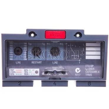 Wyzwalacz elektroniczny 3P 100-250A 3VT9225-6AC00-85475