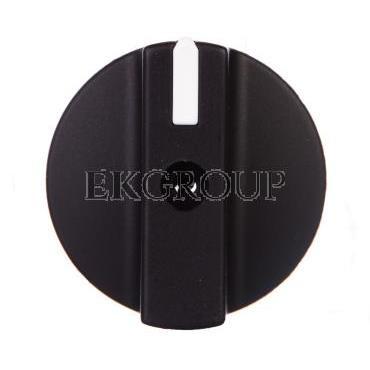Pokrętło do łączników krzywkowych czarne 018-85690