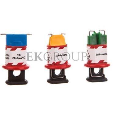 Zestaw 3 zabezpieczeń PIN COMBO CBL 53E-85438