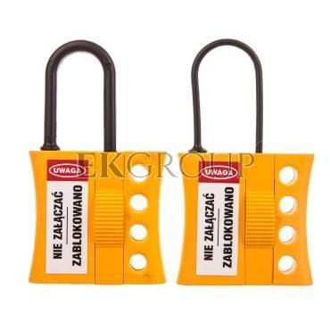 Blokada dla elektryków 2 szt. komplet 69E-85441