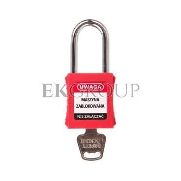 Kłódka z indywidualnym kluczem 76A-85443
