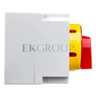 Łącznik krzywkowy 0-1 4P 16A w obudowie / blokada/ 4G16-92-PK S6-87728