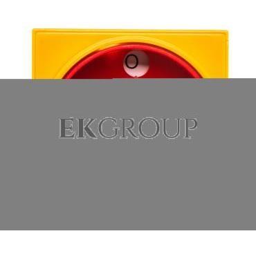 Rozłącznik z czołem żółto-czerwonym IP65 ŁK16RG\P08-88002
