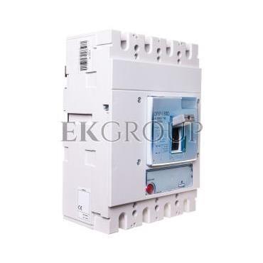Rozłącznik mocy 4P 400A DPX3-I 630 422218-89086