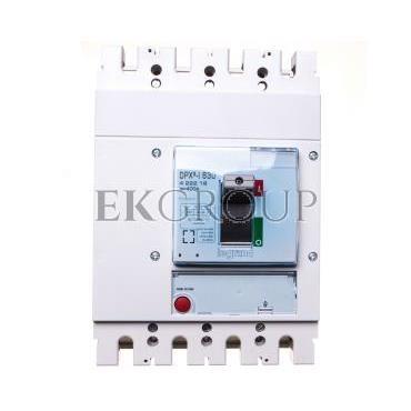 Rozłącznik mocy 4P 400A DPX3-I 630 422218-89087