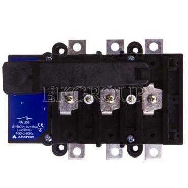 Rozłącznik izolacyjny 3P 250A RA 250 P3/R 63-822982-061-88843