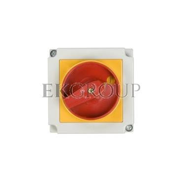 Łącznik krzywkowy awaryjny 0-1 3P 16A w obudowie 4G16-10-PK S6 63-241669-021-86662