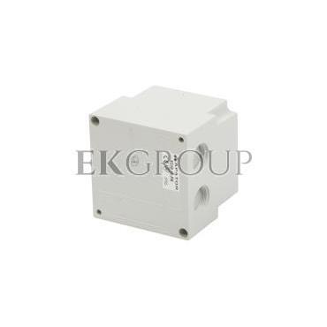 Łącznik krzywkowy awaryjny 0-1 3P 16A w obudowie 4G16-10-PK S6 63-241669-021-86663