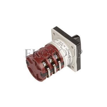 Łącznik krzywkowy 1-0-2 3P 10A do wbudowania 4G10-53-U 63-840343-011-86730