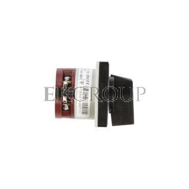 Łącznik krzywkowy 1-0-2 1P 10A do wbudowania 4G10-51-U 63-840338-011-86739