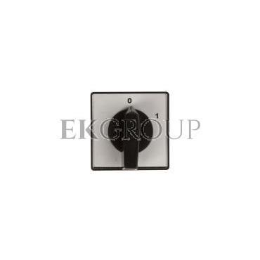 Łącznik krzywkowy 0-1 1P 10A do wbudowania 4G10-90-U 63-840390-011-86741