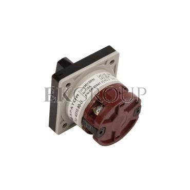 Łącznik krzywkowy 0-1 1P 10A do wbudowania 4G10-90-U 63-840390-011-86742