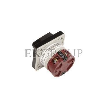 Łącznik krzywkowy 0-1 2P 10A do wbudowania 4G10-91-U 63-840393-011-86745