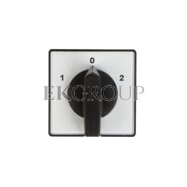 Łącznik krzywkowy 1-0-2 2P 10A do wbudowania 4G10-52-U 63-840341-011-86747