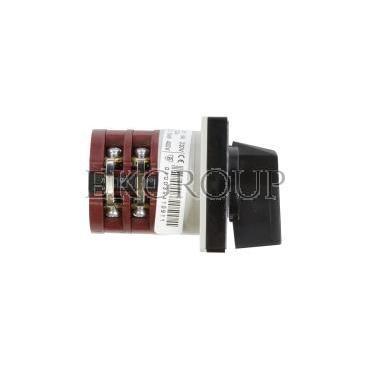 Łącznik krzywkowy 1-0-2 2P 10A do wbudowania 4G10-52-U 63-840341-011-86748