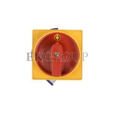 Łącznik krzywkowy awaryjny 0-1 3P 16A do wbudowania 4G16-10-U S25 63-241671-021-86762