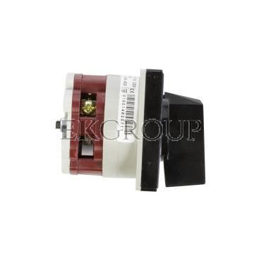Łącznik krzywkowy 0-1 1P 16A do wbudowania 4G16-90-U 63-840390-021-86766