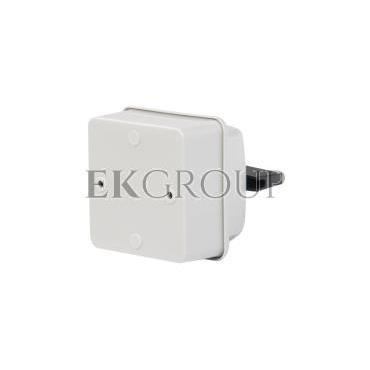 Łącznik krzywkowy 0-1 3P 16A IP44 Łuk E16-13 w obudowie 951611-88148