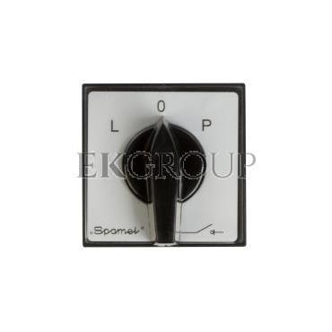 Łącznik krzywkowy L-0-P 3P 16A do wbudowania ŁK16R-3.8368\P03-86783