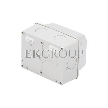 Łącznik krzywkowy L-0-P 3P 16A w obudowie ŁK16R-3.8368\OB2-86793