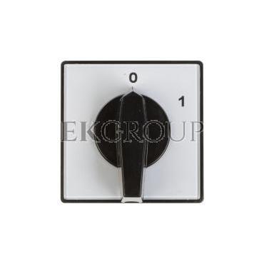 Łącznik krzywkowy 0-1 3P 25A do wbudowania 4G25-10-U 63-840304-031-86795